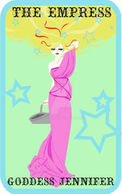 The Goddess: Jennifer