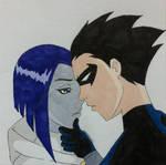 Raven/Nightwing 1