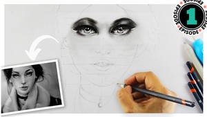 How to Draw an Accurate Portraiture of a Girl