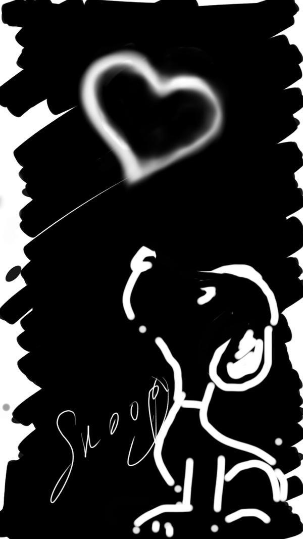 Black and White Portrait by calaveraspain