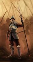 Pawn Soldier