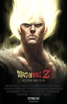 Dragon Ball Z: SonGoku FanArt