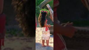 Moana backside and butt