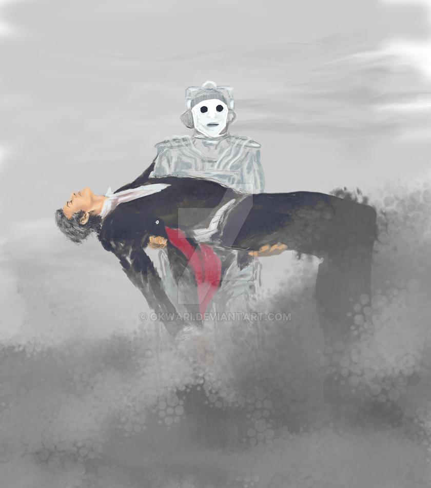 The Doctor Falls by okwari