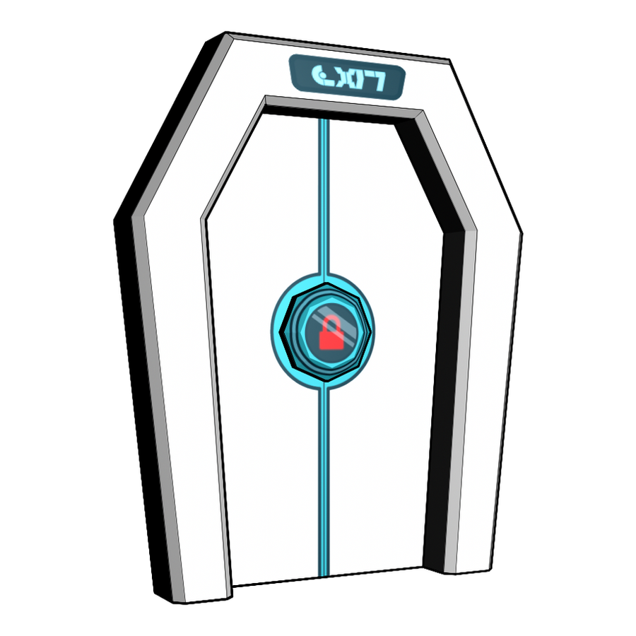 futuristic door amp futuristic door texture