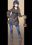 Black Cat by mysimpleme14