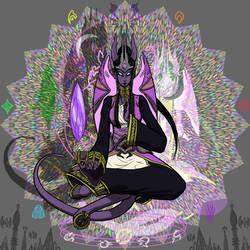 WoW - Tahajmul meditation by Ajaxandriel
