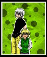 Ben 10 - Di and Tommy DX by kikikun