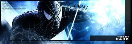 Coma's Gallery [Urban Art Style] Spidey___Lost_in_the_Dark_by_Comatove73