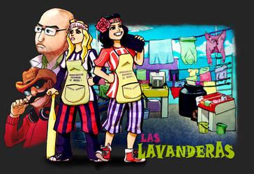 Las Lavanderas by Coatl510