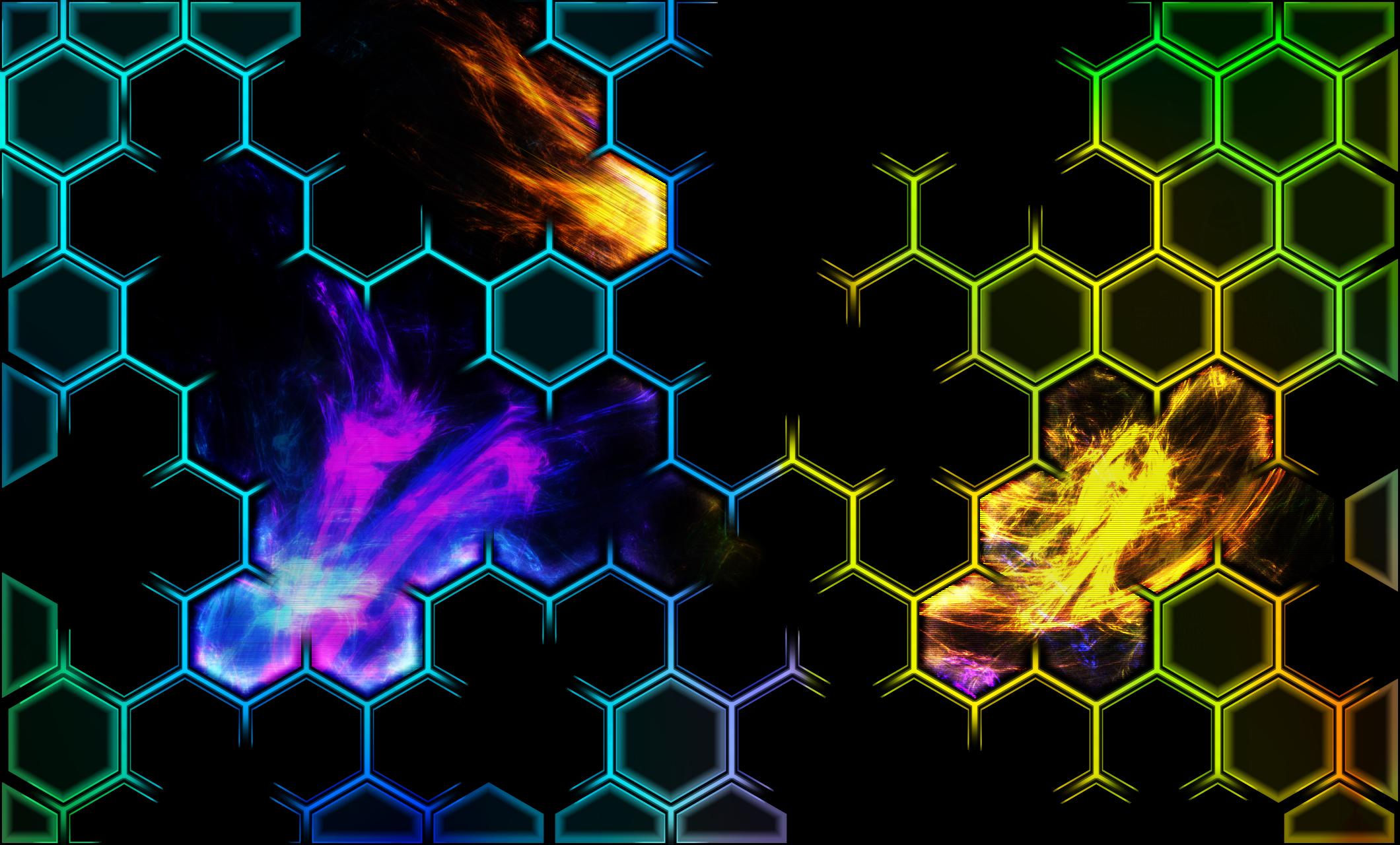 HexWall2012 - 1. Hexagonaphiliac: UnCut by callmesora