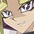 yugioh Yami evil smirk