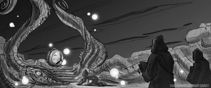 Yog Sothoth Enviro. Sketch