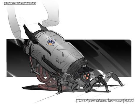 Gascan Drone Sketch
