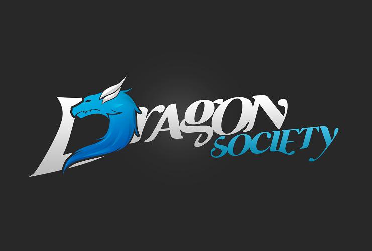 Dragon Society logo by Tokumoto