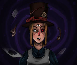 Alice is a bitch