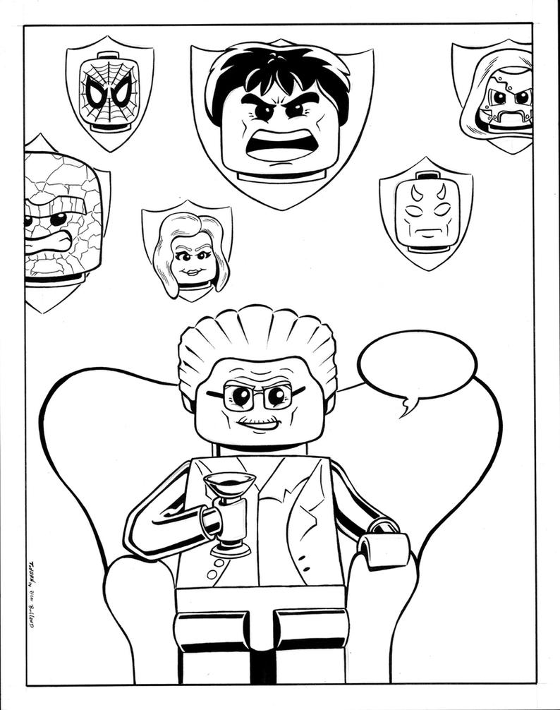 Stan the man inks by madman1