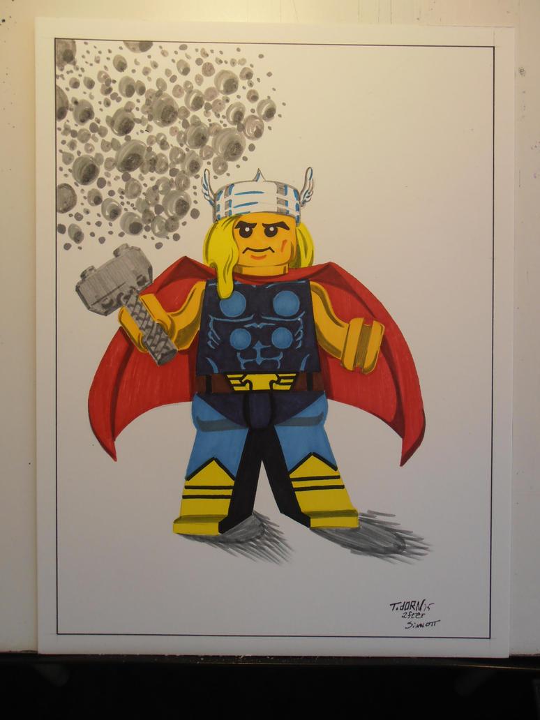 Sinnott Thor Project Brick by madman1