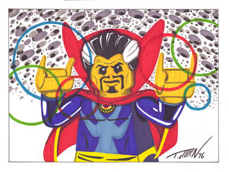 Dr Strange 16 by madman1