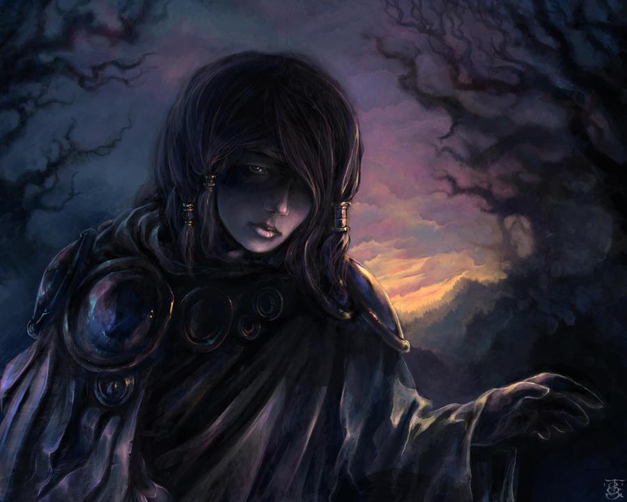 Dawn by Elthenstorm