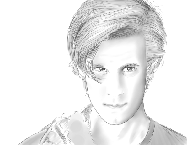 Matt Smith by SparklyFruitsalad