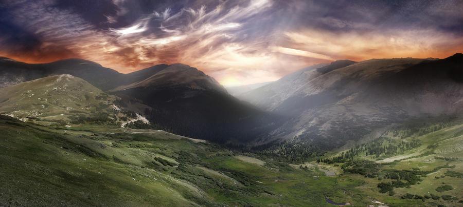 At Dawn by wusk