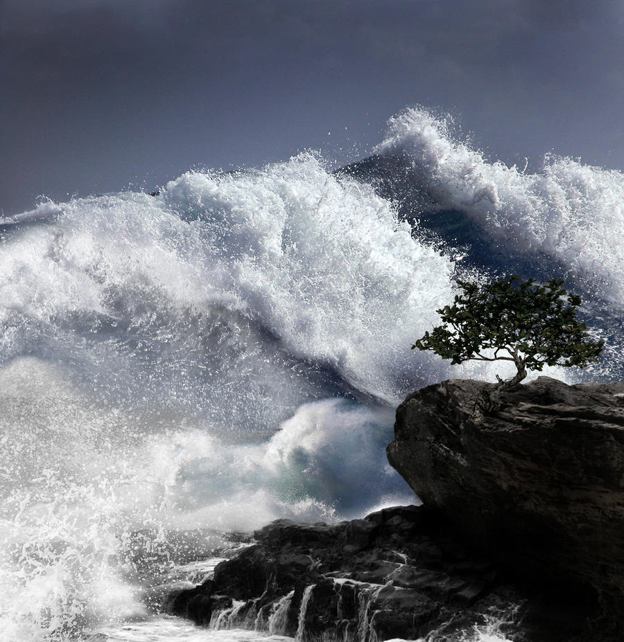 Waves By Wusk On DeviantArt