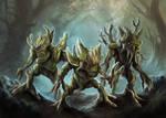 Moss Elementals