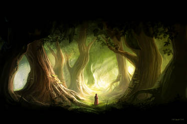 Red Riding Hood by matjkd
