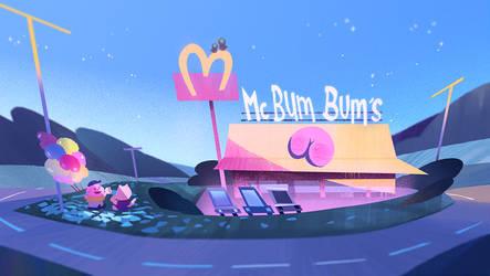 Mc BumBum's