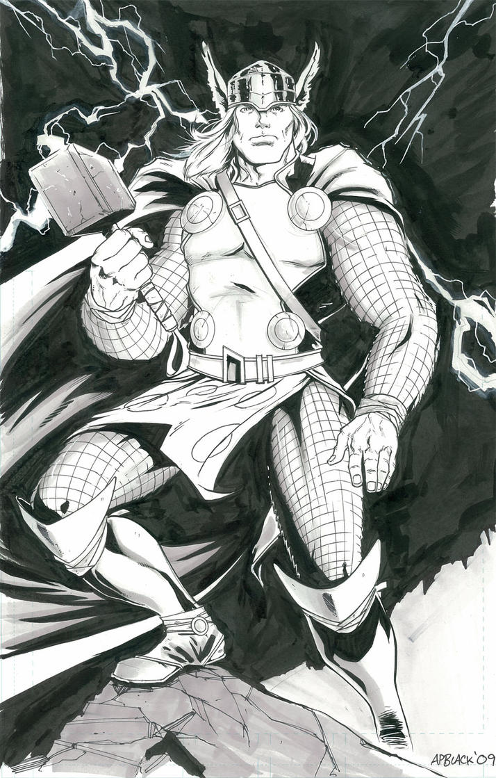 Thor by grover80