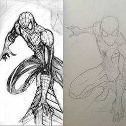 Spider-Man 2007 vs 2020