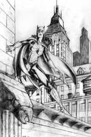 Batgirl by grover80