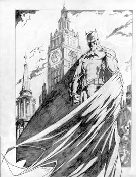 Batman Commission full scan