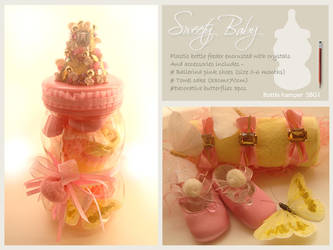 sweety baby 2 by Toash