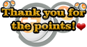 Thanks Points by Championx91