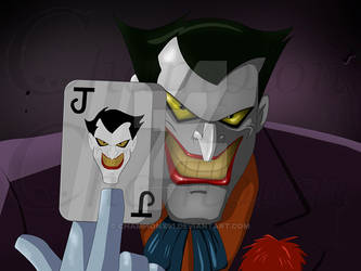 Batman TAS - Joker