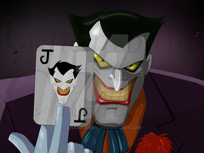 Batman TAS - Joker by Championx91