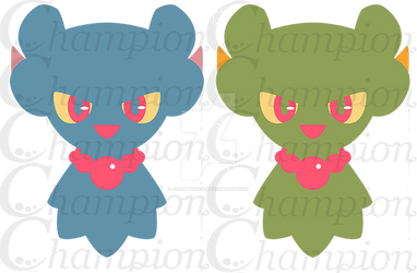#200 Misdreavus by Championx91