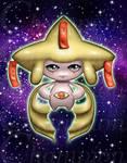 Shiny Jirachi - The Wish