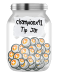 championx91 Tip Jar