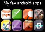 My fav apps by Championx91