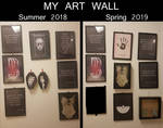 My art wall by Championx91