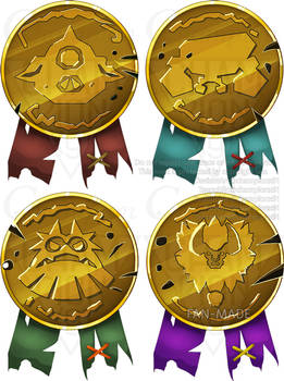 BOTW - Medals of Honor