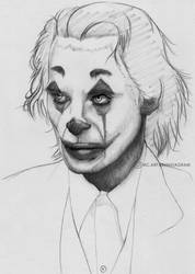 Joker by MariceMedinaArt
