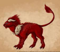 Cerberus by Chalybis