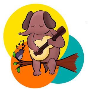 perro elefante rata
