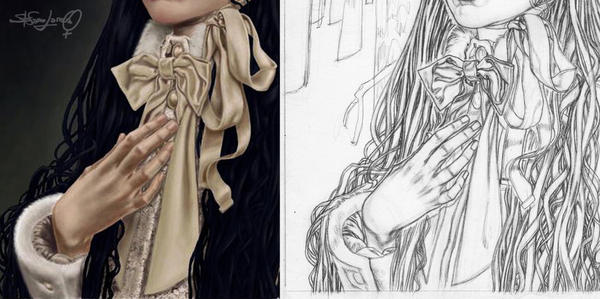 My new instagram profile Art, illustration,  ecc.
