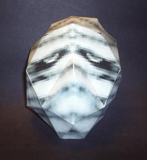 Gibdo Mask by sgonzales22