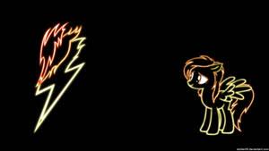 Spitfire Glow Wallpaper by Stollen99